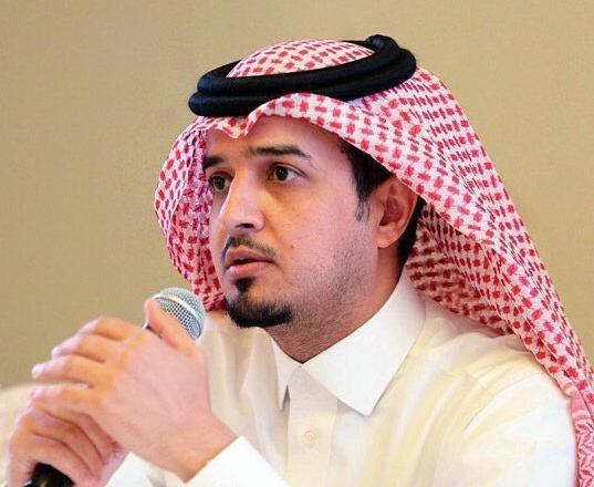 المهندس خالد الشهراني