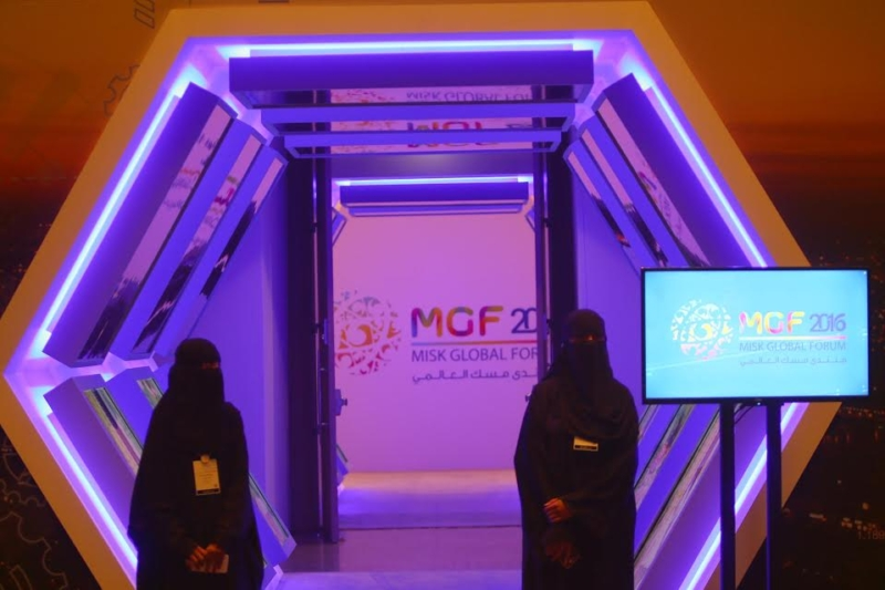 """""""المواطن"""" ترصد التحضيرات العصرية والتكنولوجيا لـ""""مسك العالمي"""" 9"""