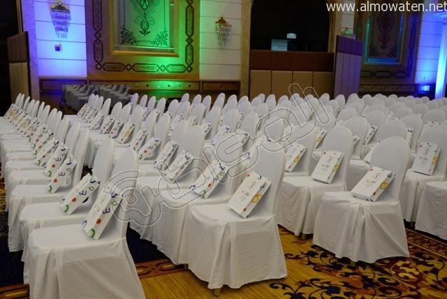 المواطن ترصد اللمسات النهائية لتجهيزات ملتقى الإعلام المرئي #شوف (7)