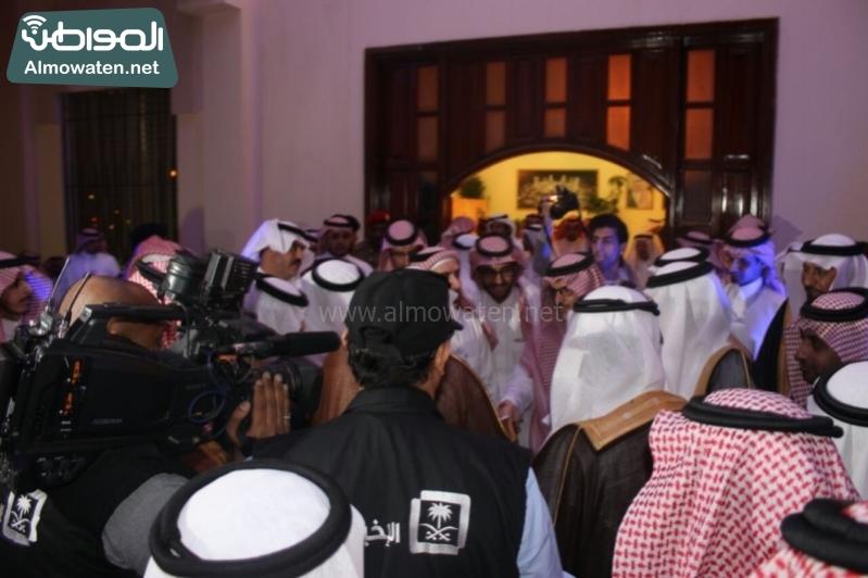 المواطن ترصد تدشين الفيصل أكاديمية الشعر العربي (175041203) 