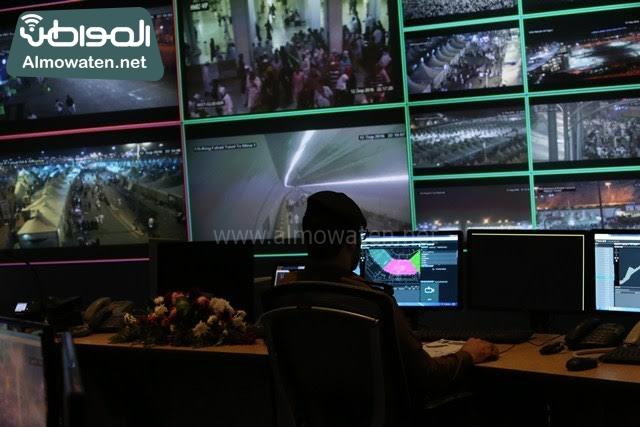 المواطن تزور مركز القيادة السيطرة (1)
