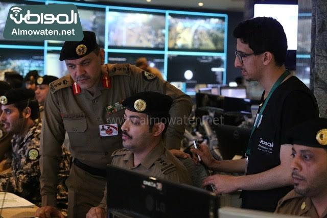 المواطن تزور مركز القيادة السيطرة (576233357) 