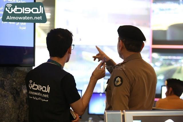 المواطن تزور مركز القيادة السيطرة (576233360) 
