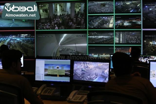 المواطن تزور مركز القيادة السيطرة (576233365) 