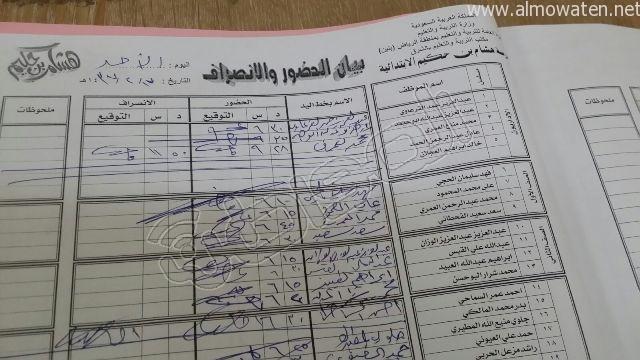 المواطن توثق أحزان الرياض على معلم القرآن (10)