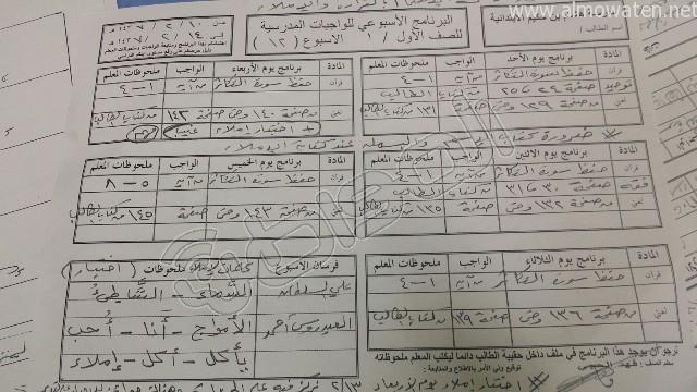 المواطن توثق أحزان الرياض على معلم القرآن (11)