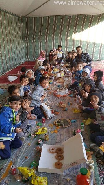 المواطن توثق أحزان الرياض على معلم القرآن (12)