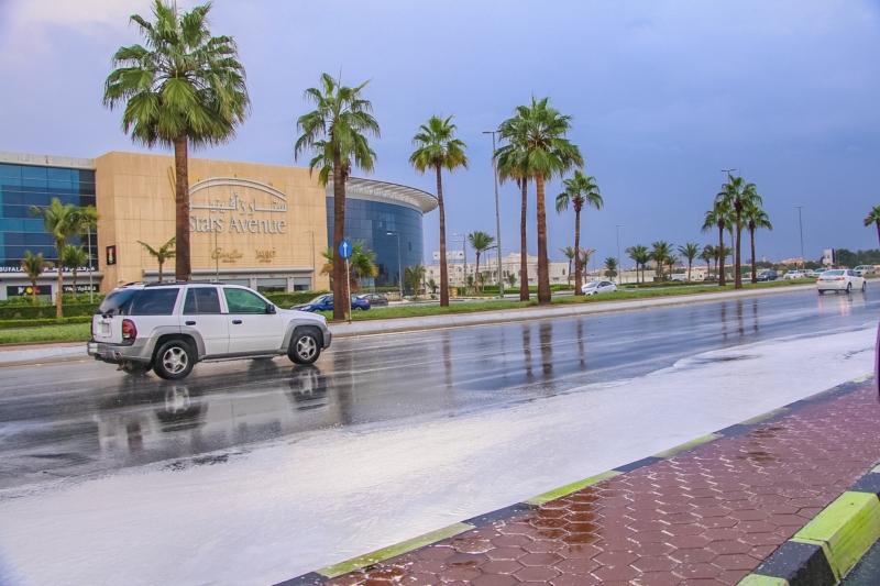 المواطن توثق أمطار جدة (206026973)  