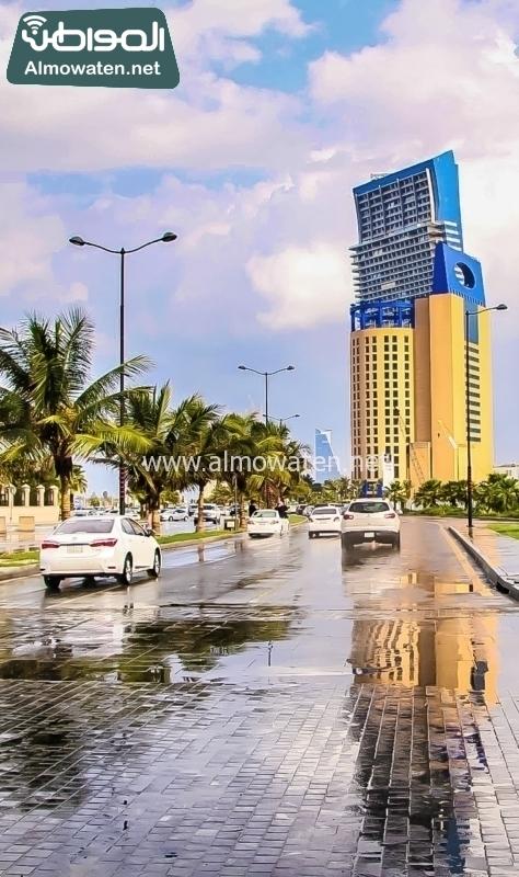 المواطن توثق أمطار جدة (206026974)  