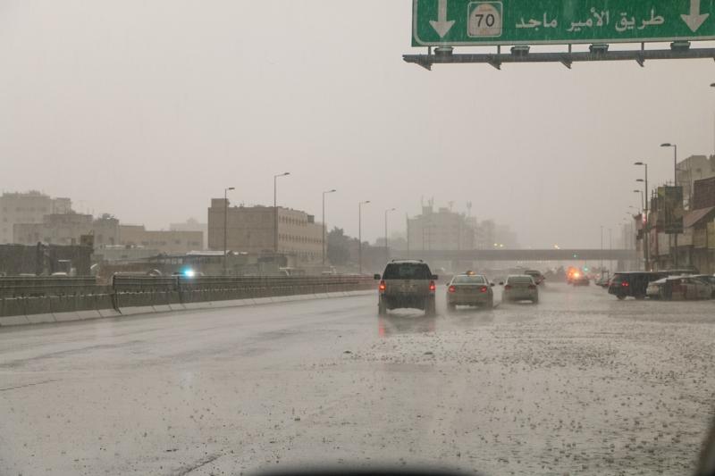 المواطن توثق أمطار جدة (206026981)  