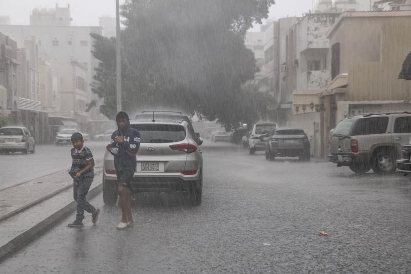 المواطن توثق أمطار جدة (206026986)  