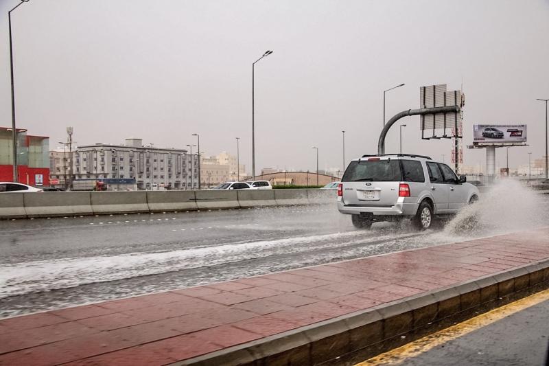 المواطن توثق أمطار جدة (206026988)  