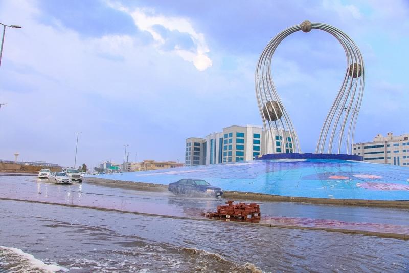 المواطن توثق أمطار جدة (206026989)  