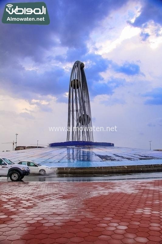 المواطن توثق أمطار جدة (206026991)  