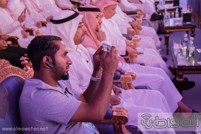 المواطن توثق بالصور تكريم الفائزين بجوائز مسابقة مواهب السعودية (12)