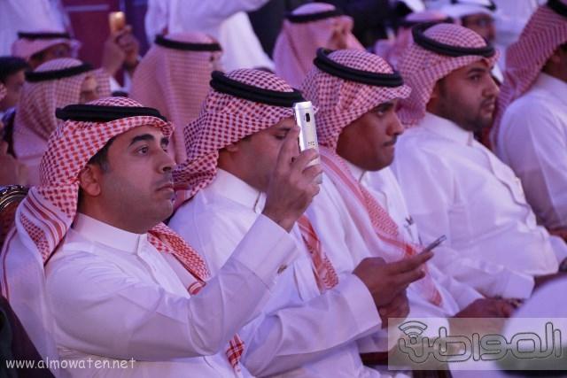 المواطن توثق بالصور تكريم الفائزين بجوائز مسابقة مواهب السعودية (13)