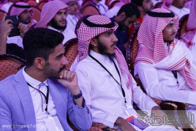 المواطن توثق بالصور تكريم الفائزين بجوائز مسابقة مواهب السعودية (14)