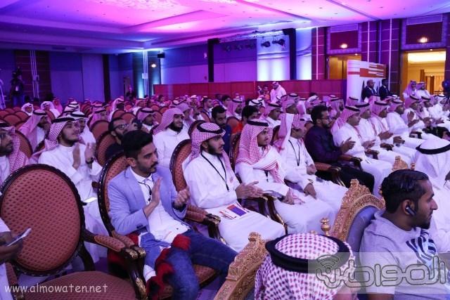 المواطن توثق بالصور تكريم الفائزين بجوائز مسابقة مواهب السعودية (15)