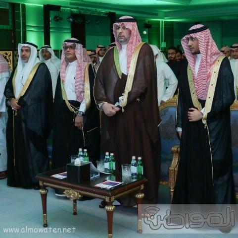 المواطن توثق بالصور تكريم الفائزين بجوائز مسابقة مواهب السعودية (3)
