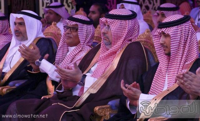 المواطن توثق بالصور تكريم الفائزين بجوائز مسابقة مواهب السعودية (5)