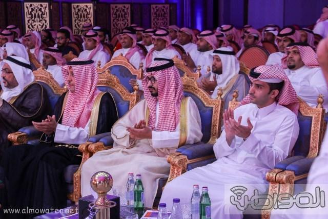 المواطن توثق بالصور تكريم الفائزين بجوائز مسابقة مواهب السعودية (6)