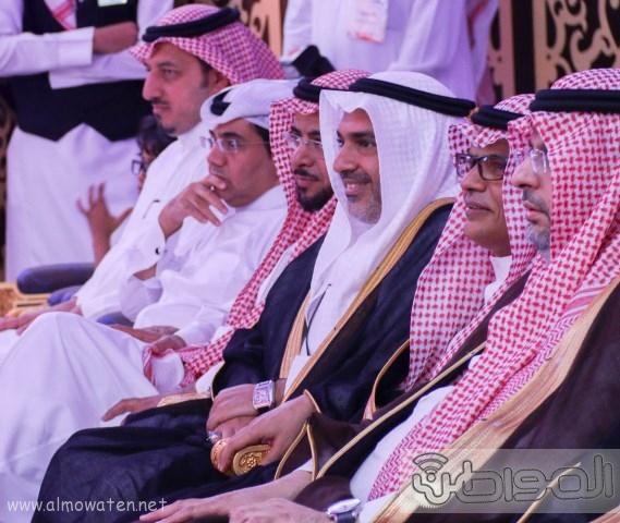 المواطن توثق بالصور تكريم الفائزين بجوائز مسابقة مواهب السعودية (7)