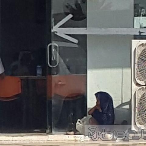 المواطن ترصد انتشار ظاهرة المتسولين بـ #محايل (2)