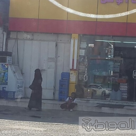 المواطن ترصد انتشار ظاهرة المتسولين بـ #محايل (3)