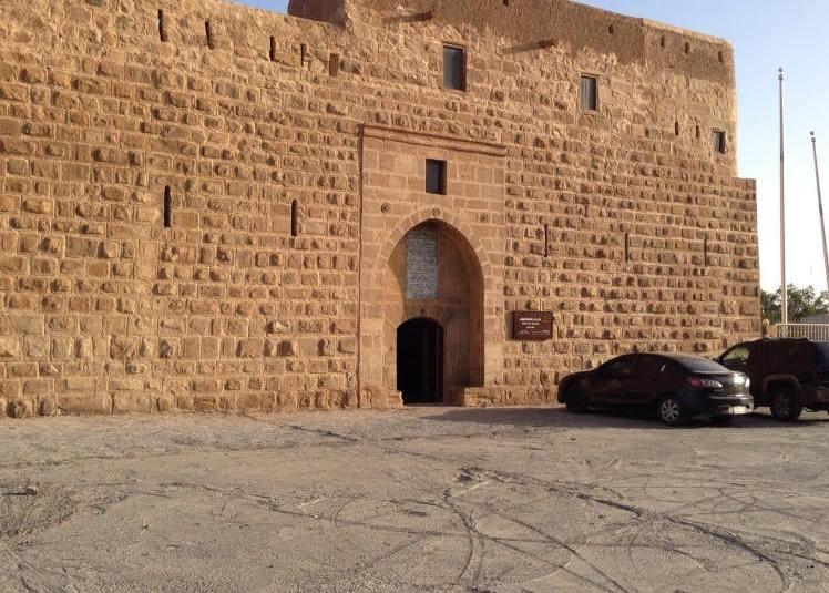 المواقع الأثرية بتبوك تفتح أبوابها للزوار خلال إجازة العيد (1)