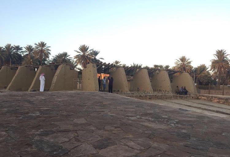 المواقع الأثرية بتبوك تفتح أبوابها للزوار خلال إجازة العيد (2)