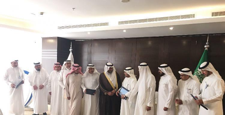 المياه الوطنية تبرم شراكة مع المجلس البلدي وجمعية مراكز الأحياء بجدة 1