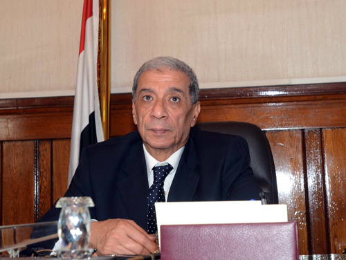 النائب العام المصري ، المستشار هشام بركات