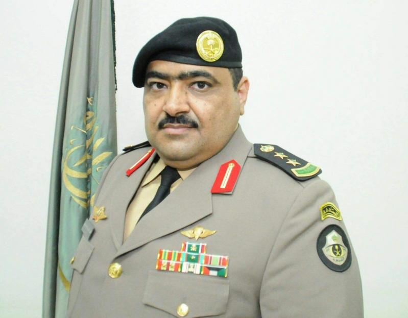 الناطق الإعلامي بشرطةالجوف العقيد تركي بن عبدالرحمن المويشير