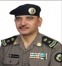 الناطق الإعلامي بشرطة منطقة المدينة المنورة العقيد فهد بن عامر الغنام