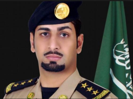 الناطق الإعلامي في حرس الحدود في المنطقة الشرقية النقيب عمر بن محمد الاكلبي