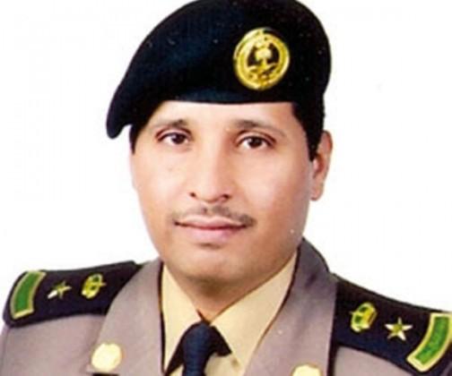 الناطق الإعلامي في شرطة منطقة تبوك المقدم خالد مسلم الغبان