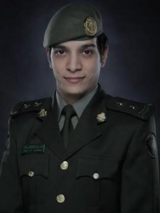 الناطق الإعلامي لجوازات منطقة الرياض الملازم أولأحمد القحطاني