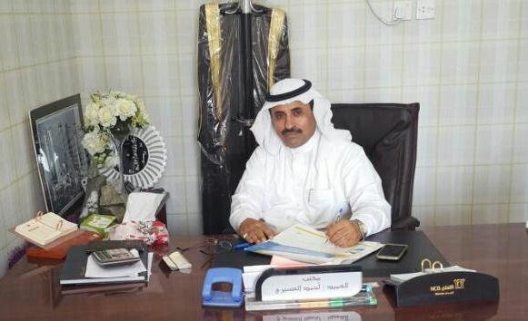 الناطق الاعلامي بشرطة جازان المدم محمد الحربي