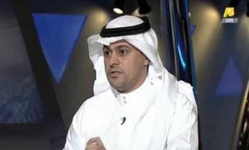 الناقد الرياضي خالد الشنيف