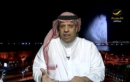 الناقد الرياضي عبدالعزيز الشريف