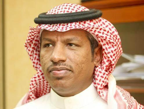 الناقد الرياضي والكاتب الصحفي عبدالعزيز الغيامة