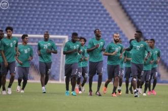 الأخضر السعودي يطلق استعداداته للتصفيات الآسيوية المؤهلة لكأس العالم 2018 - المواطن