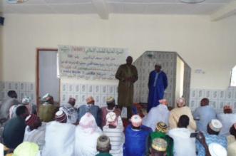 الندوة العالمية تفتتح مسجد الذاكرين بغينيا - المواطن