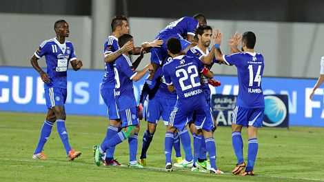 النصر الإماراتي يتأهل إلى ربع نهائي دوري أبطال آسيا