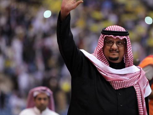 جمعية النصر العمومية تُعيد تنصيب فيصل بن تركي رئيسًا للنادي - المواطن