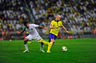 الدوري السعودي: تشكيل هجومي ناري لنادي النصر أمام الأهلي - المواطن