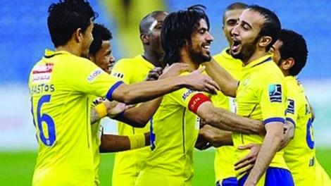 النصر يتوّج ببطولة الدوري