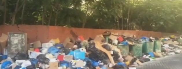 النفايات-ببيروت