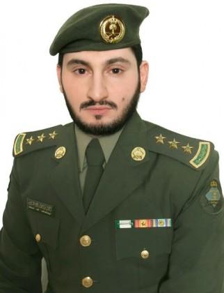 النقيب أحمد بن محمد الشمراني