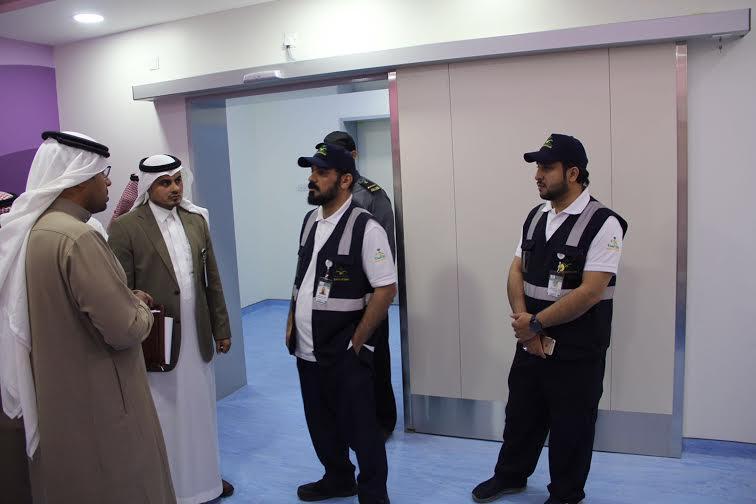الهبدان يتفقد مستشفى أبها للولادة والأطفال6